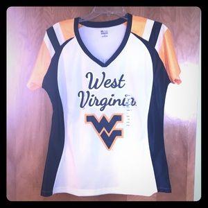 WVU women's jersey